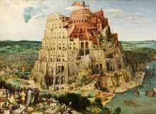 Bruegel - Tower of Babel